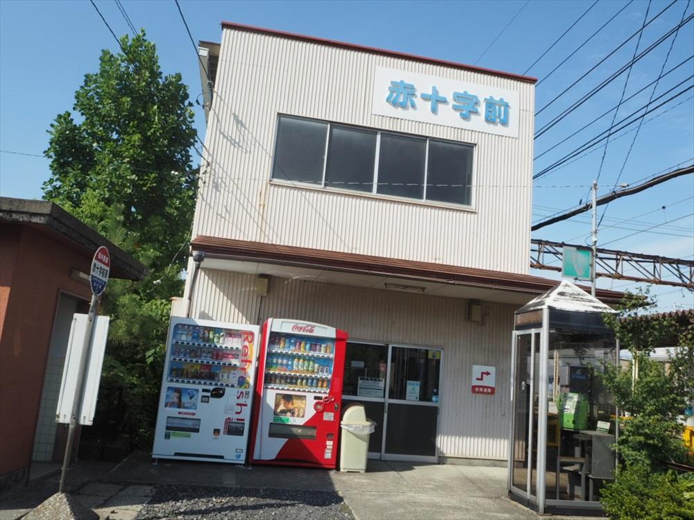 赤十字前駅 福井鉄道