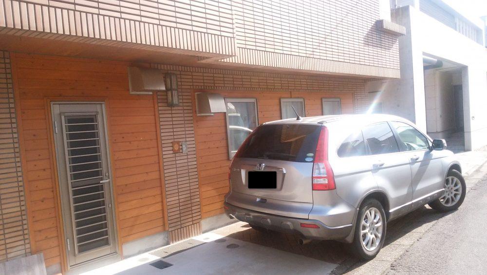 guruguru 横 駐車場