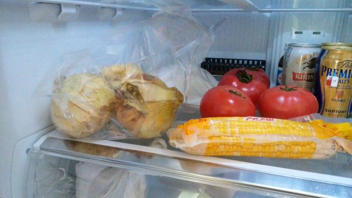 シェアハウス 冷蔵庫 おすそわけ